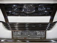 Решетка радиатора TOYFORT 17-15 для Toyota Fortuner