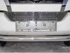 Решетка радиатора TOYFORT 17-16 для Toyota Fortuner