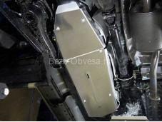 Защита бака ZKTCC00330 для Toyota Fortuner