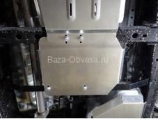 Защита коробки ZKTCC00329 для Toyota Fortuner