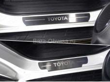 Накладки TOYFORT 17-04 для Toyota Fortuner