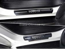 Накладки TOYFORT 17-03 для Toyota Fortuner