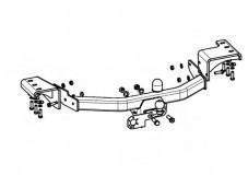 Фаркоп 3015-F для Toyota Fortuner
