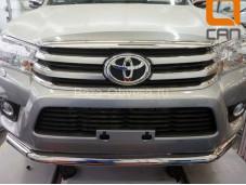 Защита переднего бампера TOHI.33.3461 для Toyota Fortuner