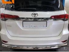Защита заднего бампера TOFO.57.7392 для Toyota Fortuner