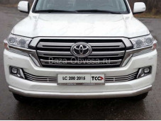 Защита TOYLC20015-02 для Land Cruiser 200 от 2016г