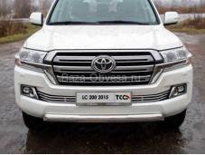 Защита TOYLC20015-04 для Land Cruiser 200 от 2016г
