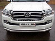 Защита TOYLC20015-25 для Land Cruiser 200 от 2016г