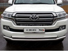 Защита TOYLC20015-26 для Land Cruiser 200 от 2016г