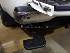 Подножка выдвижная на Mercedes-Benz X-Class