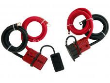 Провода с разъемами для лебедок РИФ на Шевроле Нива