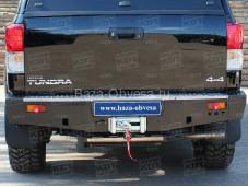 Бампер задний 2202 для Toyota Tundra