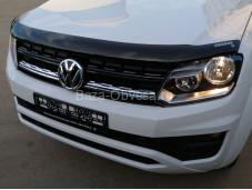 "Дефлектор капота ""EGR"" на Volkswagen Amarok"