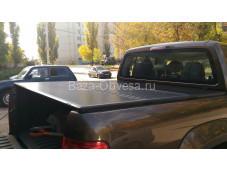 """Трехсекционная крышка кузова """"Ruggedliner"""" на Volkswagen Amarok"""