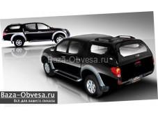 """Кунг Stylish """"MaxLiner"""" на Mitsubishi L200 с 2006 до 2013г. выпуска"""