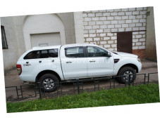 "Кунг Canopy Fixed Window ""Doga Fiber"" на Ford Ranger с 2012г. выпуска"