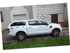 """Кунг Canopy Fixed Window """"Doga Fiber"""" на Ford Ranger с 2012г. выпуска"""