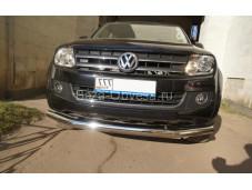 Защита переднего бампера TETRI для Volkswagen Amarok