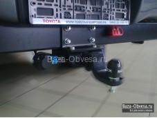 "Легко съемный фаркоп ""BALTEX"" для Toyota Hilux до 2014г. выпуска"