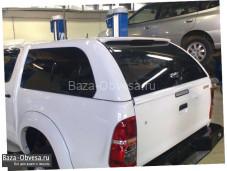 """Кунг Canopy Sliding Window """"Doga Fiber"""" на Toyota Hilux с 2011 до 2015г. выпуска"""