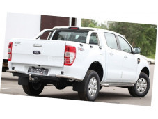 "Защита заднего бампера ""Уголки"" D60 для Ford Ranger от 2012 года"