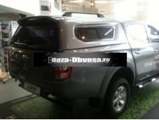 Кунг с боковыми раздвижными окнами для пикапа Mitsubishi L200