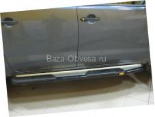 """Усиленные пороги """"PIAK"""" для Ford Ranger от 2012г. выпуска"""