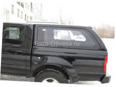 "Кунг Canopy Fixed Window ""Doga Fiber"" на Nissan NP300"