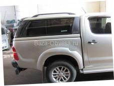 """Кунг G3 """"Carryboy"""" (Таиланд) на Toyota Hilux с 2011 до 2015г. выпуска"""
