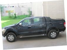 """Крышка Fullbox """"Doga Fiber"""" на Ford Ranger с 2012г. выпуска"""
