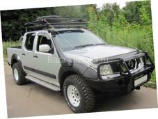 "Усиленный бампер ""KDT"" для Nissan Navara"