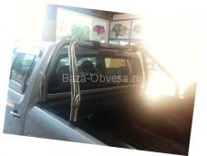"""Алюминиевая крышка кузова Rollback """"Afcarfiber"""" на Ford Ranger с 2007 до 2011г. выпуска"""