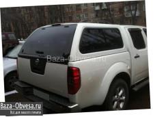 "Кунг из ABS пластика ""Aeroklas"" на Nissan Navara"