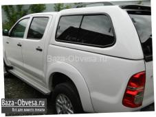 "Кунг S1 Standard из стекловолокна ""Lupotop"" на Toyota Hilux с 2011 до 2015г. выпуска"