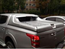 """Крышка кузова FullBox NEW """"Doga Fiber"""" на Fiat Fullback с 2015 г. выпуска"""