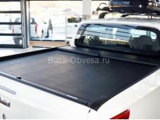 "Алюминиевая крышка кузова ""Roll-N-Lock"" на Fiat Fullback с 2015г. выпуска"