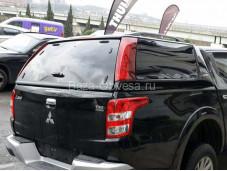 """Кунг S7 из стекловолокна """"Carryboy"""" на Fiat Fullback с 2015г. выпуска"""