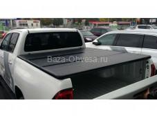 """Жесткая трехсекционная крышка кузова """"KRAMCO"""" на Mercedes-Benz X-Class"""