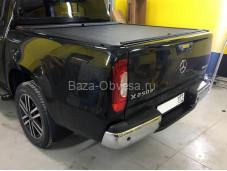 """Крышка кузова Roller Shutter """"Roll-N-Lock"""" на Mercedes-Benz X-Class"""