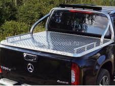 "Алюминиевая крышка кузова MERXCL18-28 ""ТСС"" на Mercedes-Benz X-Class"