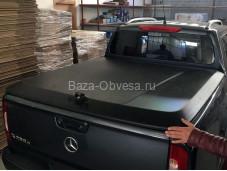 """Крышка кузова Sportlid """"Doga Fiber"""" на Mercedes-Benz X-Class"""