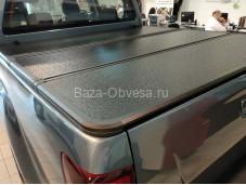 "Трехсекционная крышка кузова ""HARD TRI-FOLD"" на ISUZU D-MAX"