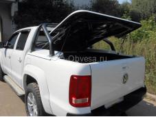 """Крышка кузова Sport Lid под оригинальные дуги """"EGR"""" на Volkswagen Amarok"""