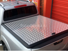 "Крышка кузова Aluminium Tonneau Cover Mill Finish ""EGR"" на Mercedes-Benz X-Class"