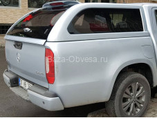 "Кунг Canopy Fixed Window ""Doga Fiber"" на Mercedes-Benz X-Class"