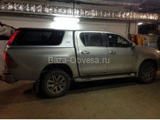 "Кунг S7 ""Carryboy"" на Toyota Hilux с 2015г. выпуска"
