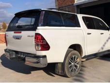 """Кунг G3 """"Carryboy"""" (Таиланд) на Toyota Hilux с 2015г. выпуска"""