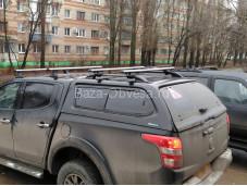 "Кунг из ABS пластика ""Aeroklas"" на Mitsubishi L200 с 2015г. выпуска"