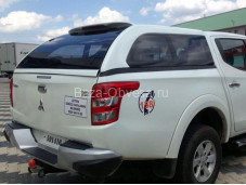 "Кунг Canopy Fixed Window ""Doga Fiber"" на Mitsubishi L200 с 2015г. выпуска"