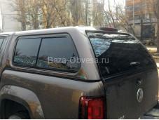 """Кунг из ABS пластика """"Aeroklas"""" на Volkswagen Amarok"""